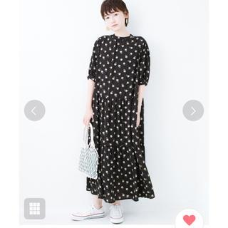 ハコ(haco!)のMOON様専用(ロングワンピース/マキシワンピース)