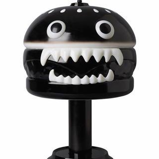 アンダーカバー(UNDERCOVER)のundercover ハンバーガーランプ ブラック メディコムトイ(その他)