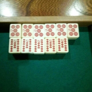 麻雀牌バラ38牌 全自動麻雀牌業務用最高級(麻雀)