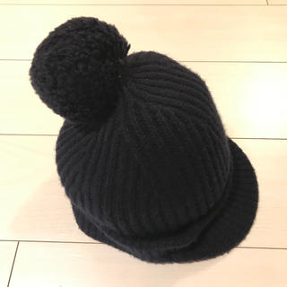 アクネ(ACNE)のAcne Studios アクネストゥディオズ ニット帽 ピーニー キャップ(ニット帽/ビーニー)