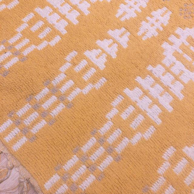unico(ウニコ)のunicoラグ北欧風 インテリア/住まい/日用品のラグ/カーペット/マット(ラグ)の商品写真