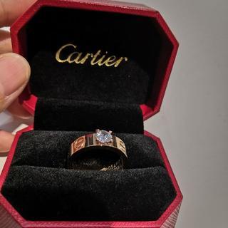 カルティエ(Cartier)のCartierの指輪(リング(指輪))