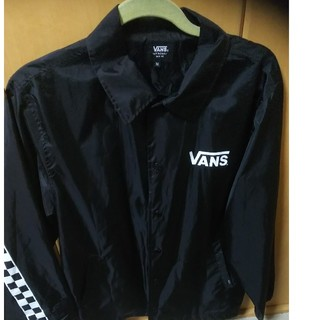 ヴァンズ(VANS)のVANS コーチジャケット(ナイロンジャケット)