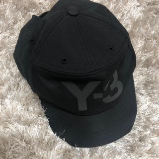 ワイスリー(Y-3)のy3キャップ(キャップ)