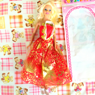 Barbie - バービー 膝が曲がるタイプ 本体