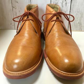 コールハーン(Cole Haan)の良品 コールハーン COLE HAAN チャッカ 9.5インチ 27.5 28(ブーツ)