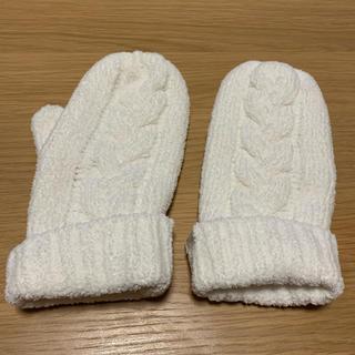 ジェラートピケ(gelato pique)の【ジェラートピケ】ボア手袋(手袋)