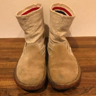 インディアン(Indian)のインディアン ショートブーツ 22.5(ブーツ)