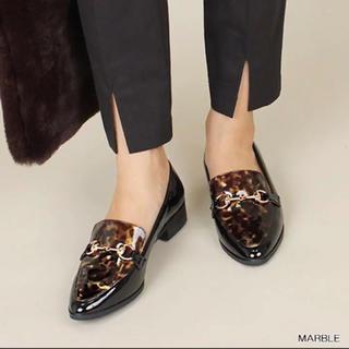 ランダ(RANDA)のランダ  RANDA ローファー マーブル  Mサイズ(ローファー/革靴)