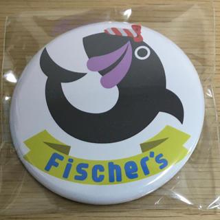 Fischer's New challengers HMV限定 缶バッジ 新品(ミュージシャン)