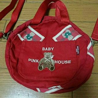ピンクハウス(PINK HOUSE)のあんちゃん様専用 ベビーピンクハウス ポシェット(ショルダーバッグ)