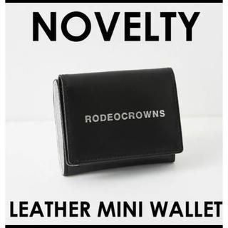 ロデオクラウンズ(RODEO CROWNS)のロデオクラウンズ ミニウォレット(財布)