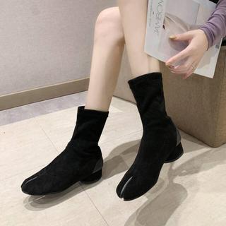 足袋ブーツ 22.5 売り切りSALE!!(ブーツ)