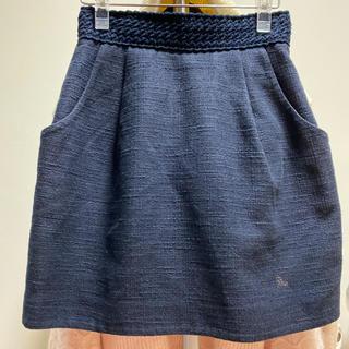 BURBERRY BLUE LABEL - バーバリーブルーレーベル  台形スカート 38