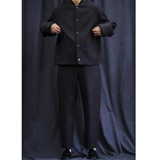 URU ウル WOOL WIDE PANTS 19aw ウール パンツ