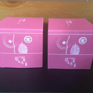 ソウカモッカ(草花木果)の⭐️草花木果 豊 多機能ジェルクリーム ⭐️    2個セット(オールインワン化粧品)