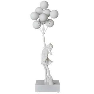 メディコムトイ(MEDICOM TOY)のFlying Balloons Girl  WHITE VER.(彫刻/オブジェ)