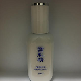 セッキセイ(雪肌精)の雪肌精エッセンシャルスフレ(乳液/ミルク)