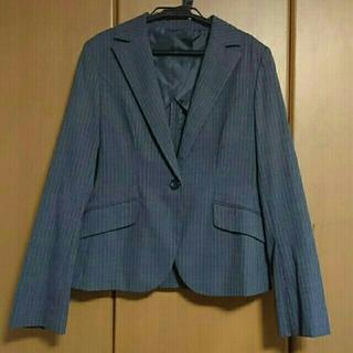 グレー スーツ ジャケット&スカート/佐々木希(スーツ)