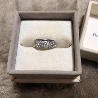ポンテヴェキオ(PonteVecchio)のポンテヴェキオダイヤモンドリング0.84ct(リング(指輪))