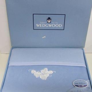 ウェッジウッド(WEDGWOOD)の連SALE‼ウェッジウッド  毛布  西川産業 日本製 綿100% (毛布)