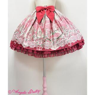 アンジェリックプリティー(Angelic Pretty)のAngelic pretty Belle Epoque Roseスカート(ひざ丈スカート)
