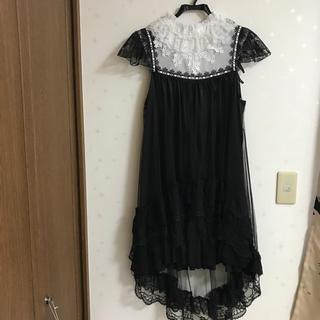 エイチナオト(h.naoto)のMR corset エンジェルウィングワンピース(ひざ丈ワンピース)