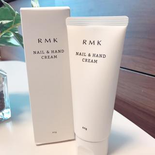 アールエムケー(RMK)の値下げ RMK ネイル&ハンドクリーム(ハンドクリーム)