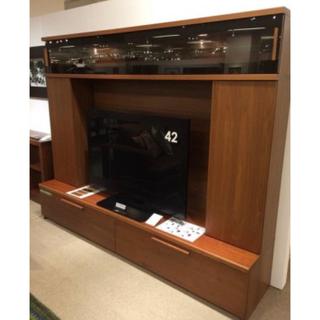 オオツカカグ(大塚家具)のテレビボード 壁面収納(リビング収納)
