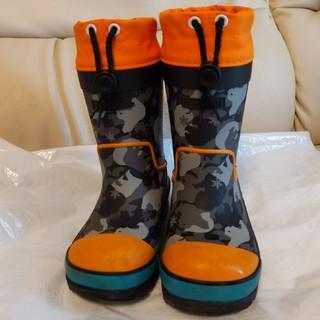 ムーンスター(MOONSTAR )のムーンスター 防寒長靴 ブーツ/17.0(長靴/レインシューズ)