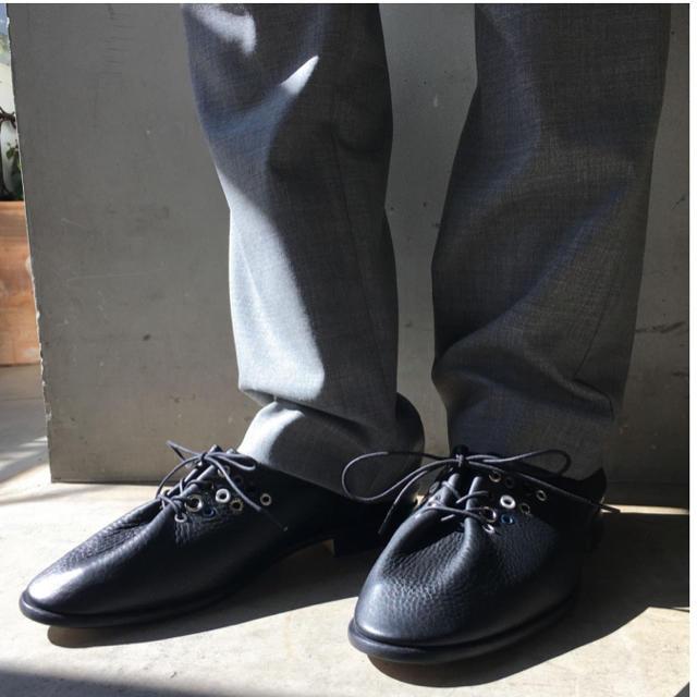 Hender Scheme(エンダースキーマ)のHender Scheme  Malkovich エンダースキーマー 5 メンズの靴/シューズ(ドレス/ビジネス)の商品写真