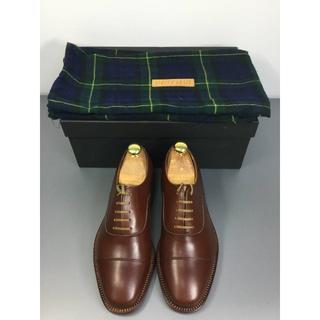 未使用 スコッチグレイン ビジネスシューズ 革靴(ドレス/ビジネス)