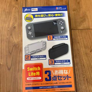 Nintendo Switch Lite アクセサリーセット(その他)
