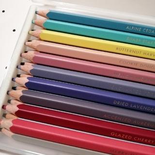 FELISSIMO - 500色の色鉛筆 HAPPY WINTER
