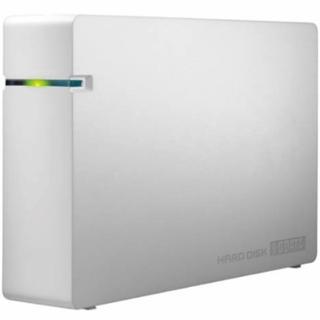 アイオーデータ(IODATA)のI-O DATA 外付けHDD ホワイト 2.0TB HDCA-U2.0(PC周辺機器)