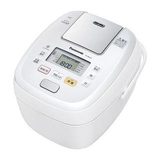 パナソニック(Panasonic)の新品Panasonic圧力IHジャー炊飯器1.0L(5.5合)SR-PA107W(炊飯器)