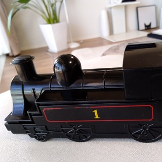 機関車お弁当箱☆鉄道博物館(鉄道)