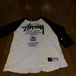 ステューシー(STUSSY)のstussyラグラン(Tシャツ/カットソー(七分/長袖))