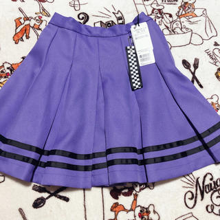 lovetoxic - ラブトキシック   紫 スカート     新品未使用
