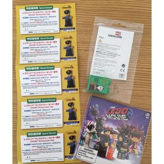 レゴ(Lego)のレゴランド ディスカバリー 東京 割引券とレゴブロック(遊園地/テーマパーク)