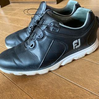 フットジョイ(FootJoy)のフットジョイ PRO SL  BOAシューズ 25.5cm(シューズ)