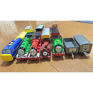 タカラトミー(Takara Tomy)のプラレール トーマスシリーズ まとめ売り 電車(電車のおもちゃ/車)