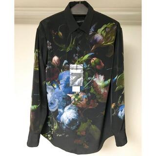 ラッドミュージシャン(LAD MUSICIAN)のラッドミュージシャン 19aw 花柄スタンダードシャツ 新品(シャツ)