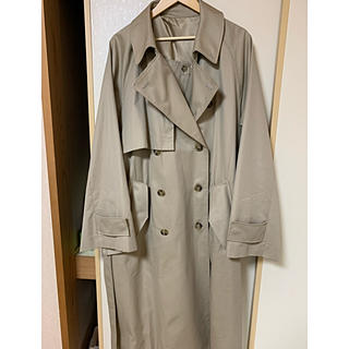 Stein LAY OVER SIZED TRENCH COAT 19aw(トレンチコート)