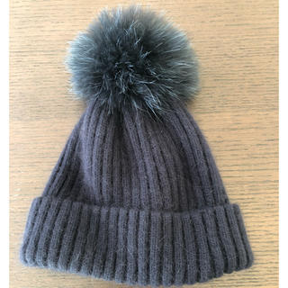 BEAUTY&YOUTH UNITED ARROWS - beauty&youth ポンポン ニット帽