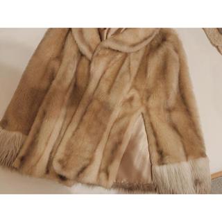エディットフォールル(EDIT.FOR LULU)のvintage gown(毛皮/ファーコート)