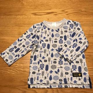 アカチャンホンポ(アカチャンホンポ)のロンT ミッキー アカチャンホンポ  90(Tシャツ/カットソー)