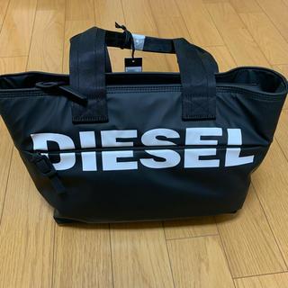 DIESEL - diesel BIGロゴトートバッグ