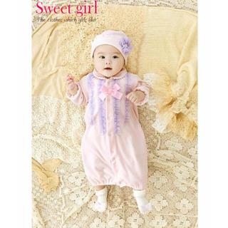 Nishiki Baby - 未使用 セレモニードレス スウィートガール ベビー服