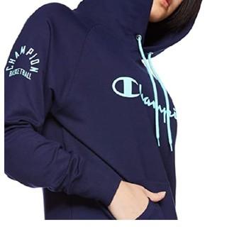 チャンピオン(Champion)の新品 M champion basketball sweat hoodie 紺(パーカー)